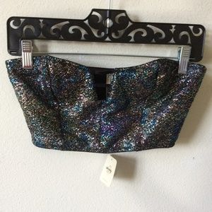 Intimately Free People Mermaid Sparkle Bralette